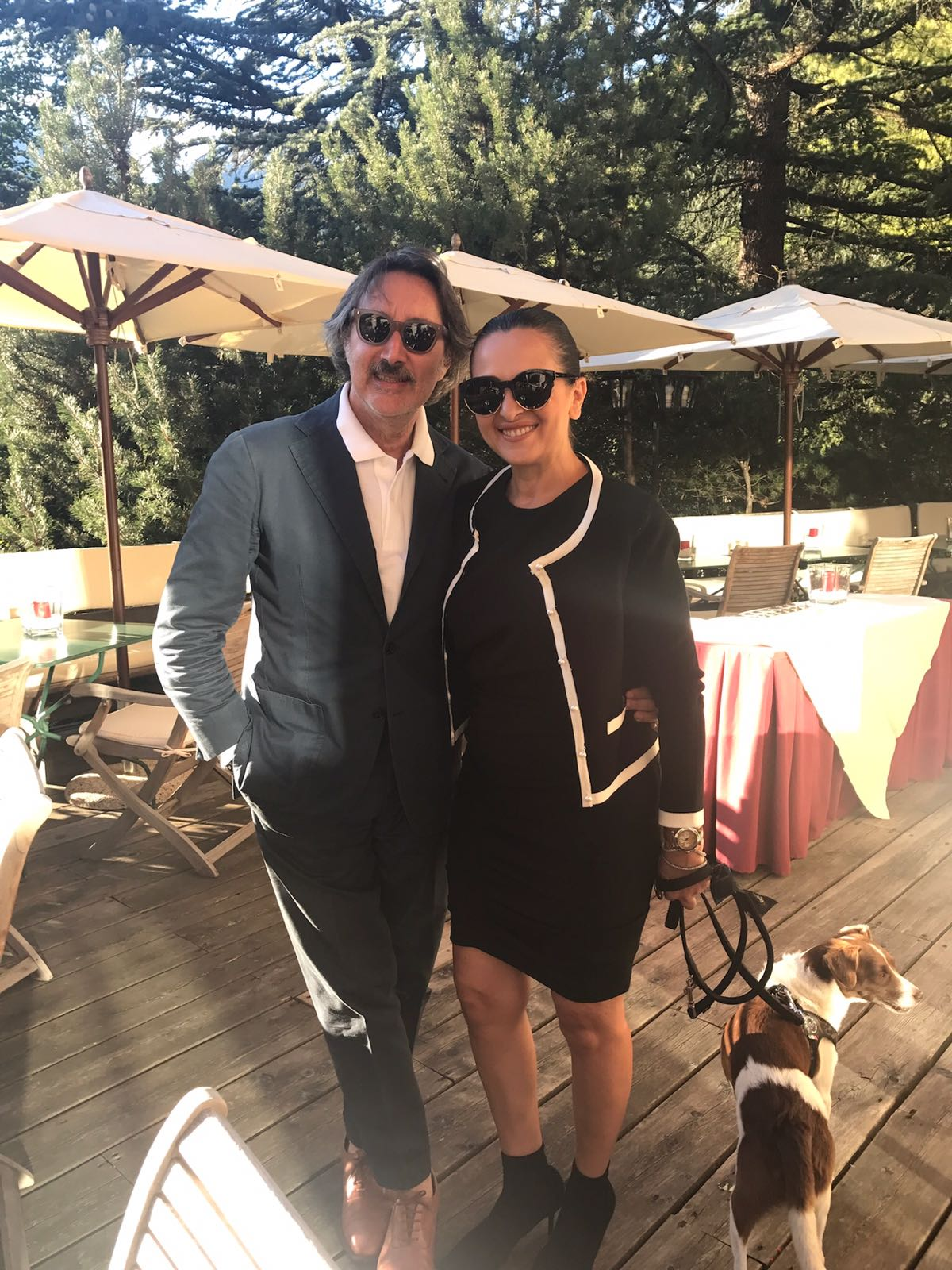 AUC e la sua amata moglie